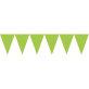 Zastavice zelene 4.5 m