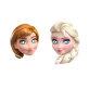 Maske za lice Frozen 6/1