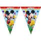 Rođendanske zastavice Mickey Mouse 2,3m