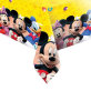 Plastični stolnjak Mickey Mouse 120x180 cm