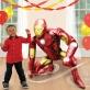 Folijski balon Iron Man