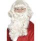 Perika i brada Djeda Božićnjaka deluxe 38 cm